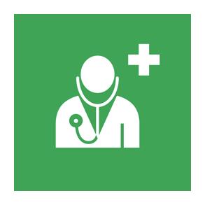 Kontakt altid din læge hvis du mangler diagnose