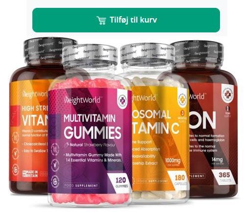 immunforsvars pakke