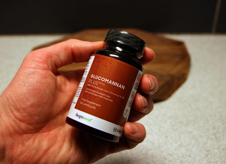 Glucomannan Plus anmeldelse